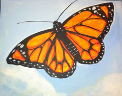 #B22-Monarch Butterfly