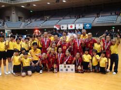 2012全国大会準優勝