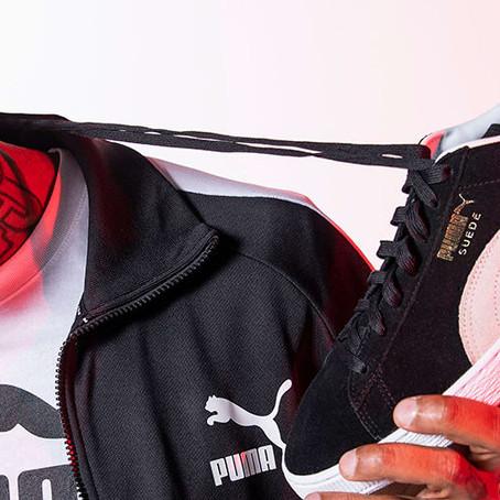 WilAime dévoile le partenariat entre la marque PUMA et l'icône du rap français Booba