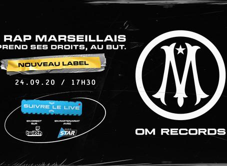 3 choses à savoir sur OM Records, le partenariat stratégique entre BMG et l'Olympique de Marseille