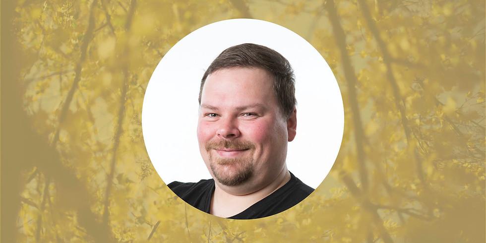 Formiddagsmøte med Knut Daniel Andersen