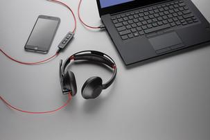 Diademas USB