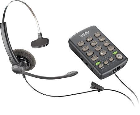 Practica T110 - Teléfono con diadema