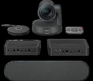 Sistema de videoconferencia Logitech Rally