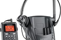 Teléfono inalámbrico con diadema