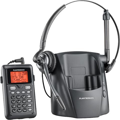 Teléfono CT14 - Teléfono Analógico con diadema