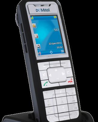 Mitel 622d Telefono inalambrico SIP