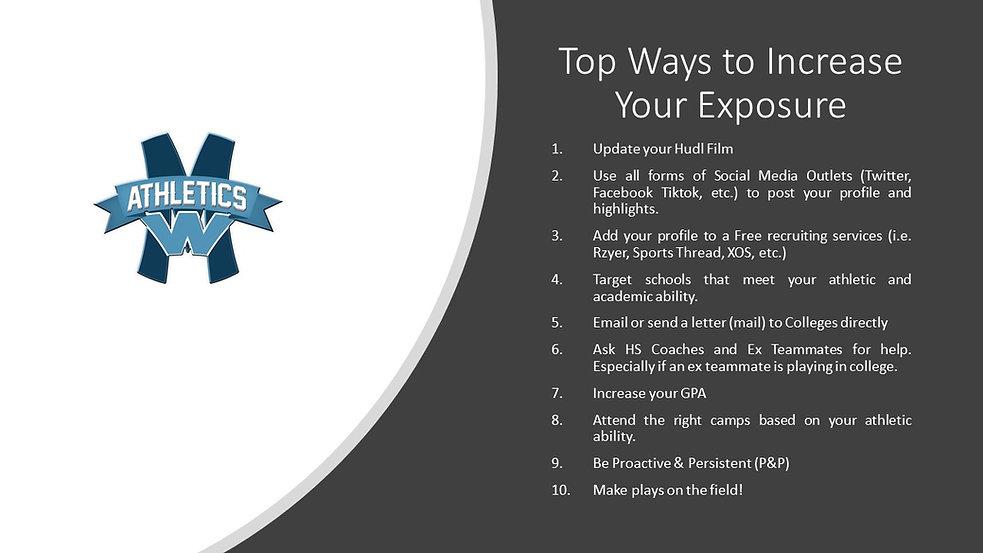 Top Ways to Increase Your Exposure.jpg