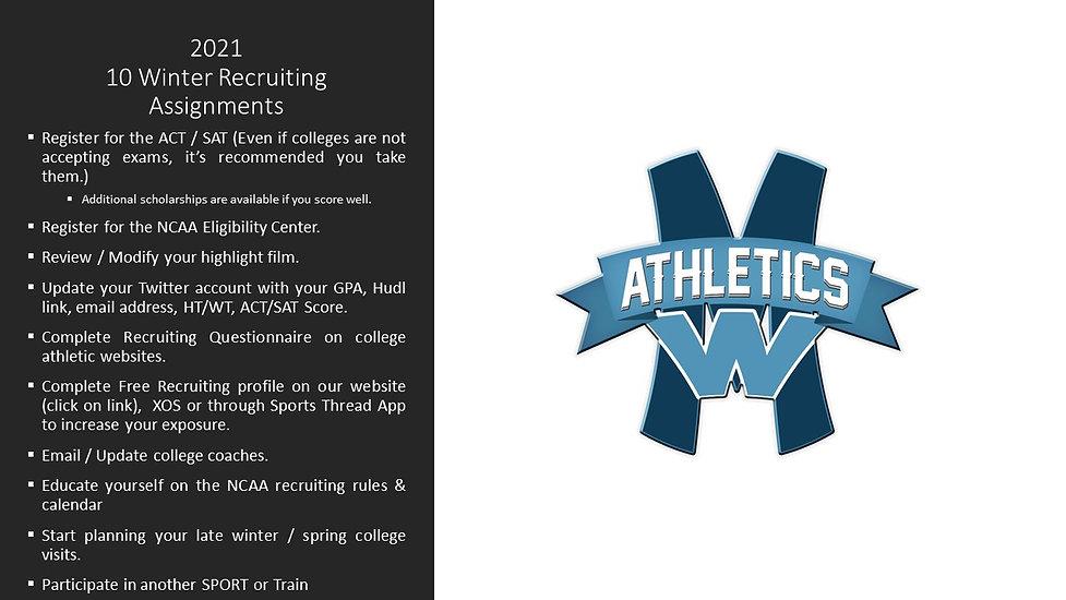 2021 MWAA Winter Recruiting Checklist.jp