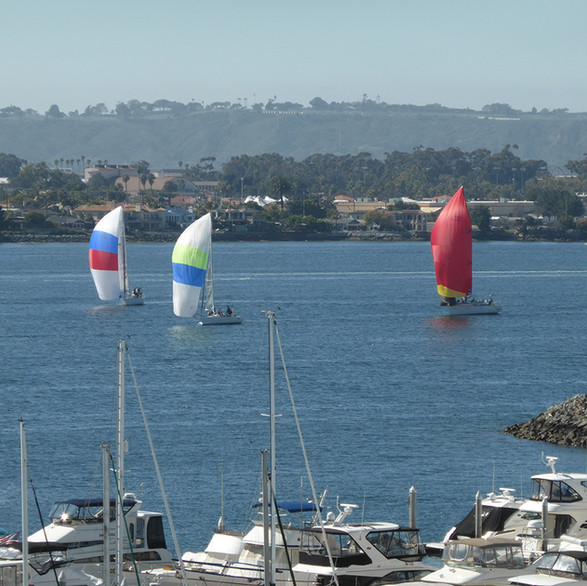 San Diego-Califormie-Copyright P.TREGUER
