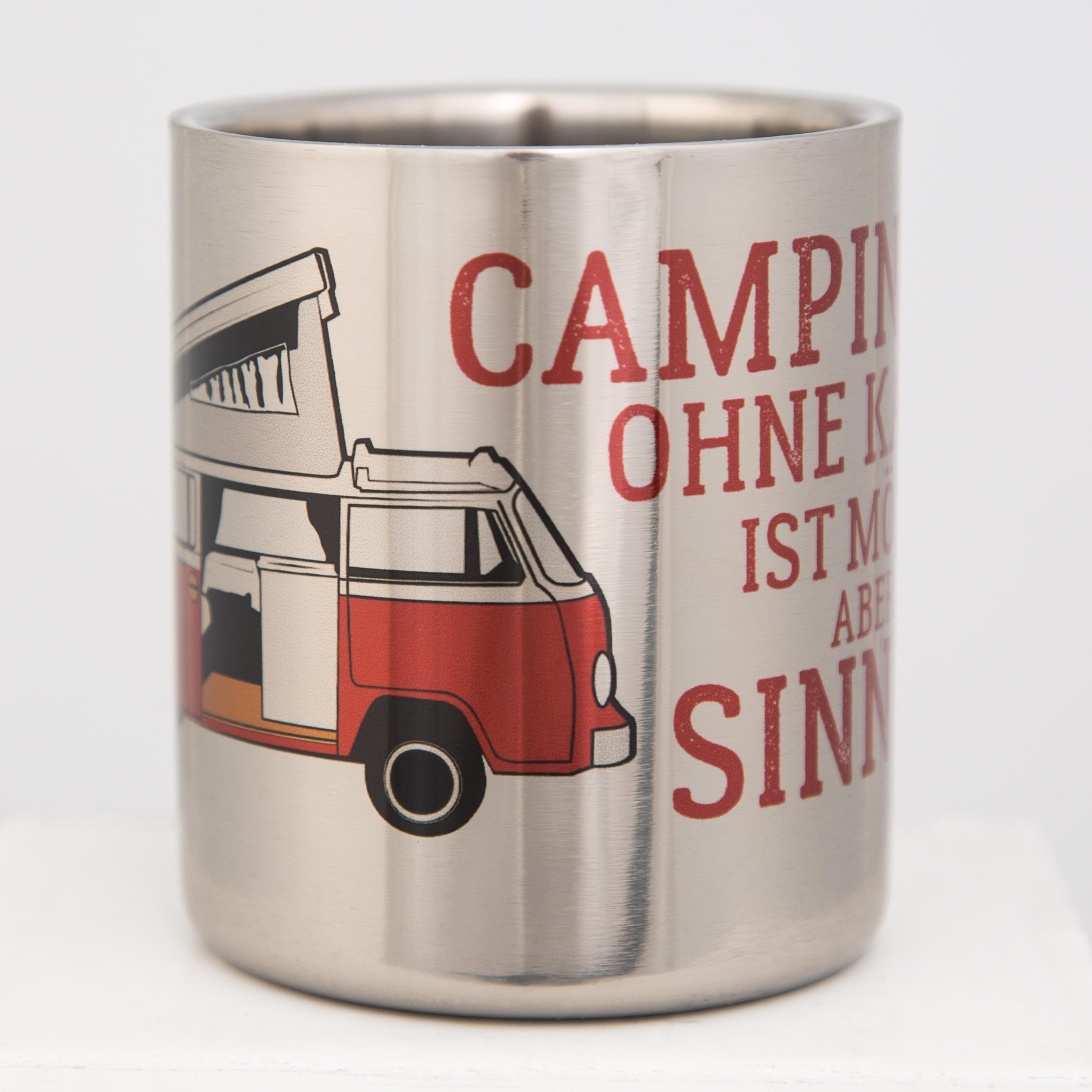 CAMPING OHNE KAFFEE