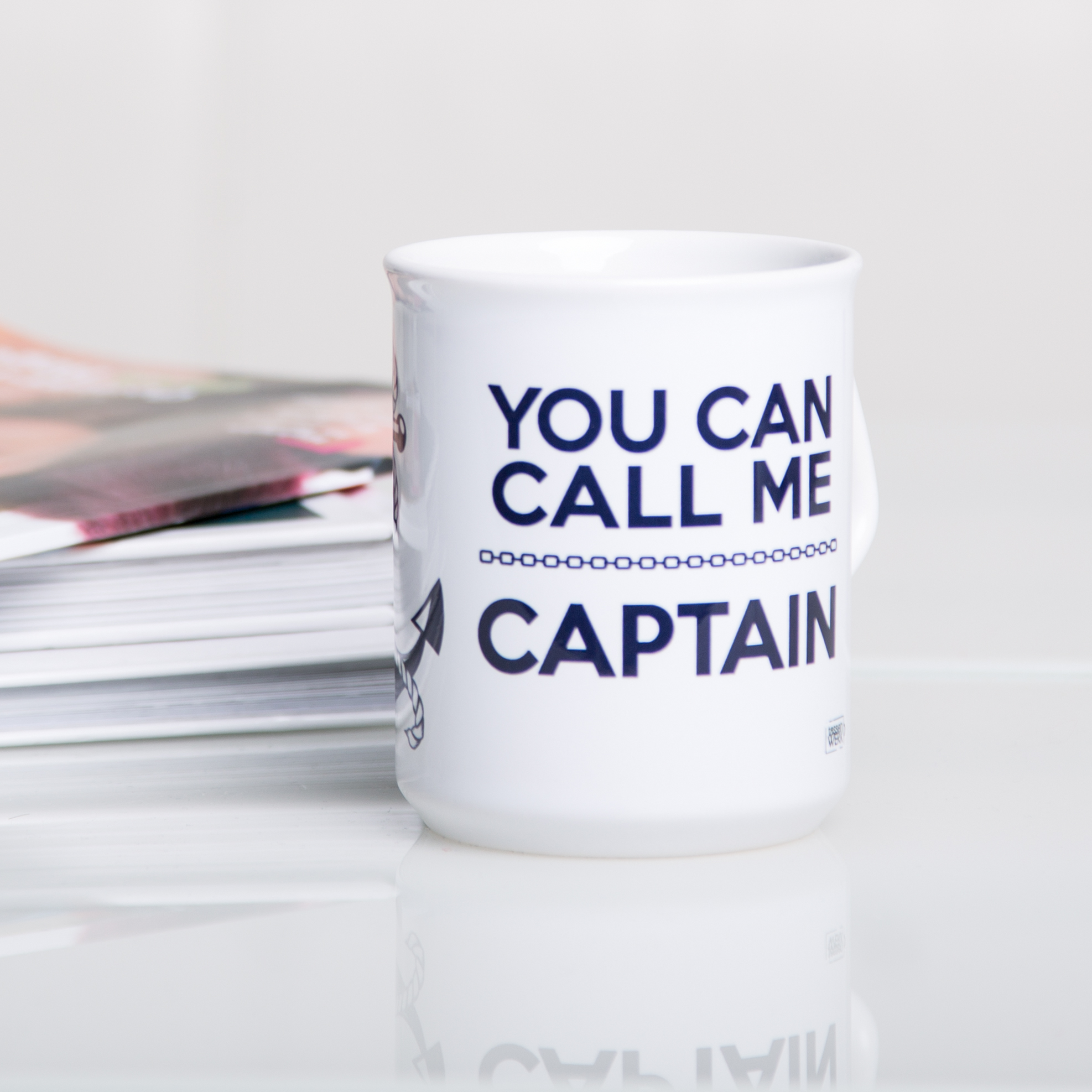 CALL ME CAPTAIN