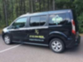 Taxis in Minocqua,Tomahawk, WI