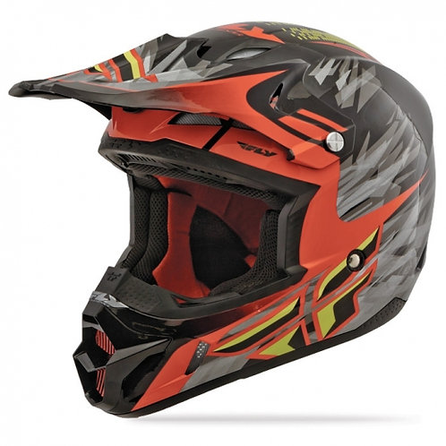 CAPACETE FLY RACING KINETIC PRO ANDREW SHORT