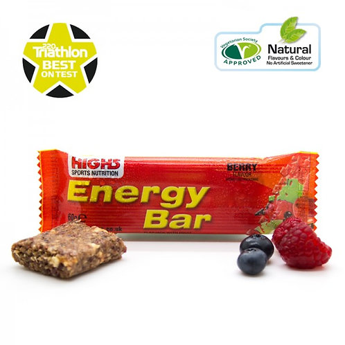 BARRAS HIGH 5 ENERGY BAR