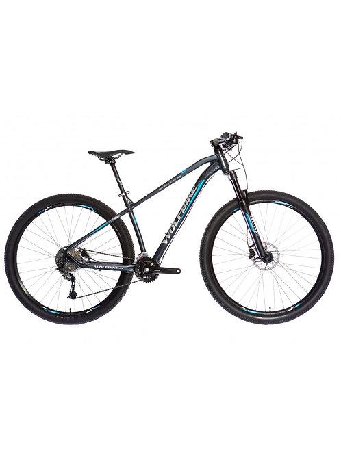 "Bicicleta Wolfbike Stygia 29"" DH - 2x9v"