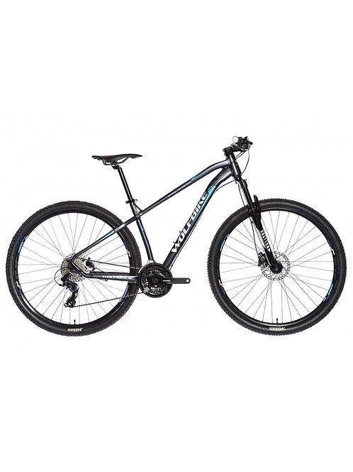 "Bicicleta Wolfbike Stygia 29"" DH - 3x8v"