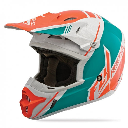 CAPACETE FLY RACING KINETIC PRO TREY CANARD