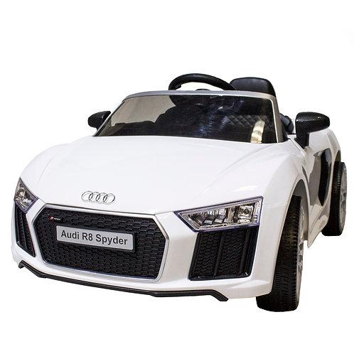 Carro Eléctrico Infantil Audi R8