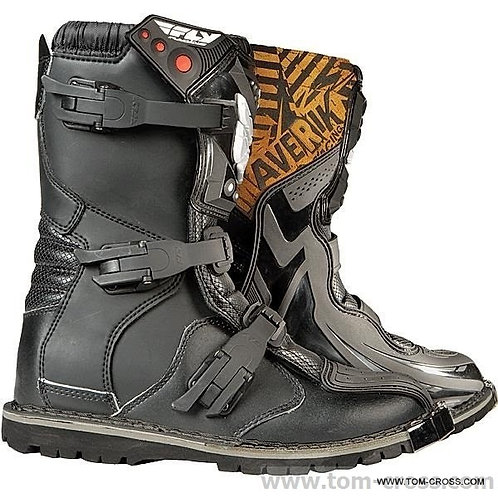 BOTA FLY RACING MAVERICK 2015 ATV PRETA