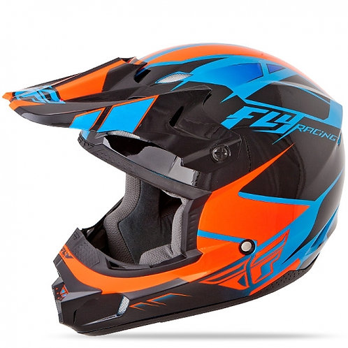 CAPACETE FLY RACING KINETIC IMPULSE