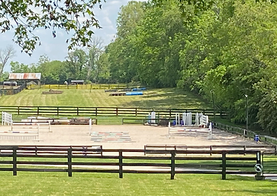 Arena and XC field