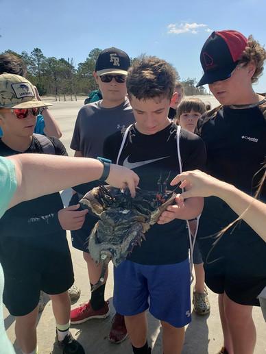 2019 7th Grade Savannah Trip