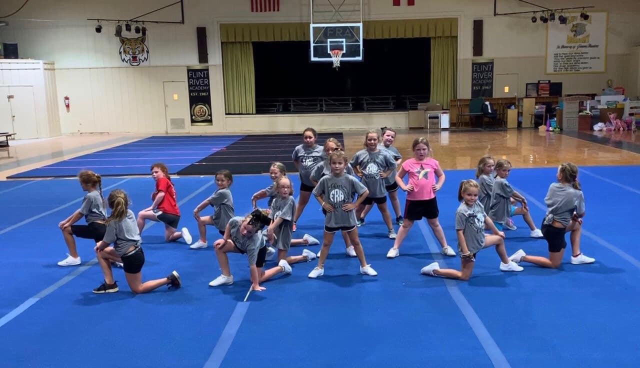 C-Team Cheerleaders
