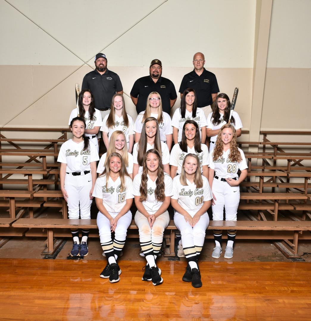 2020 Softball Team