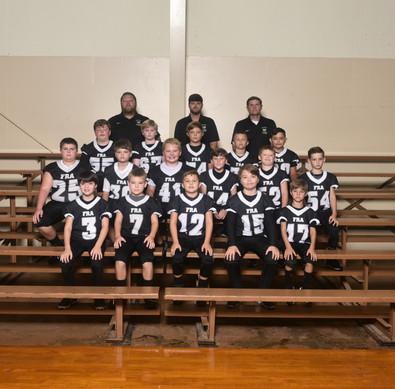 2020 C Team Football Team
