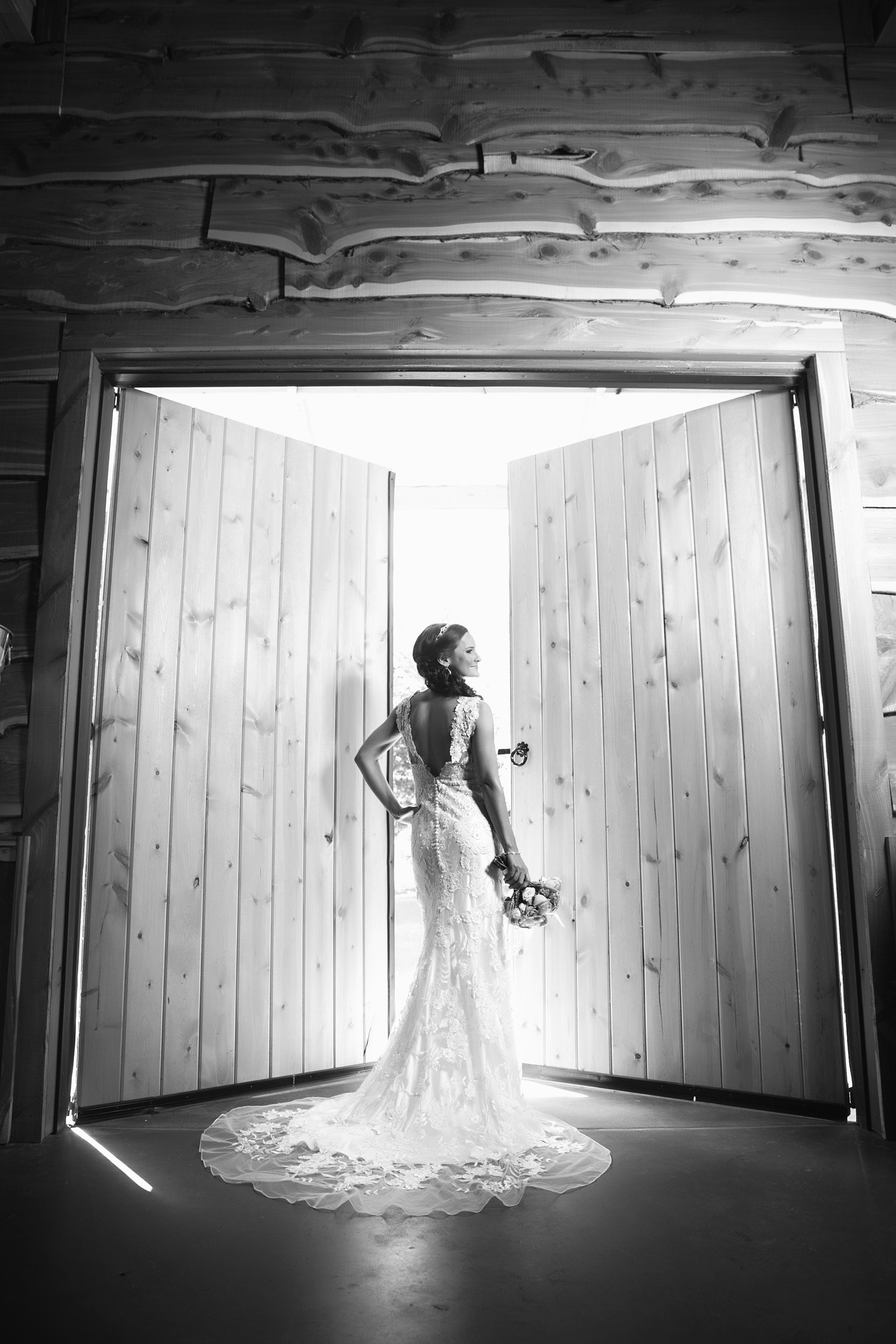 East Texas Bridal Photos