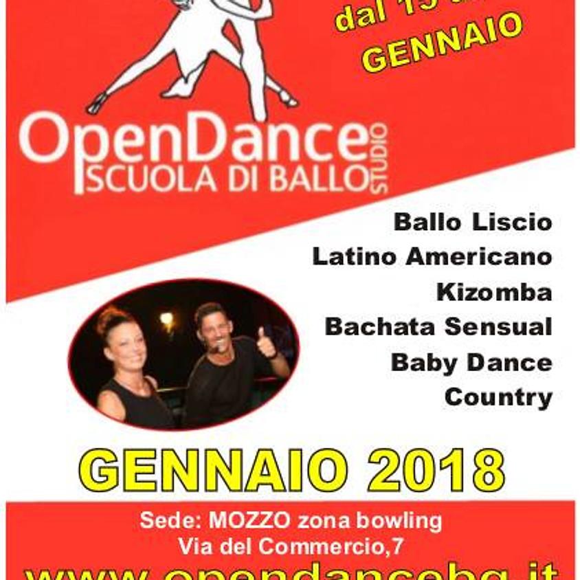 Open Week dal 15 al 20 Gennaio