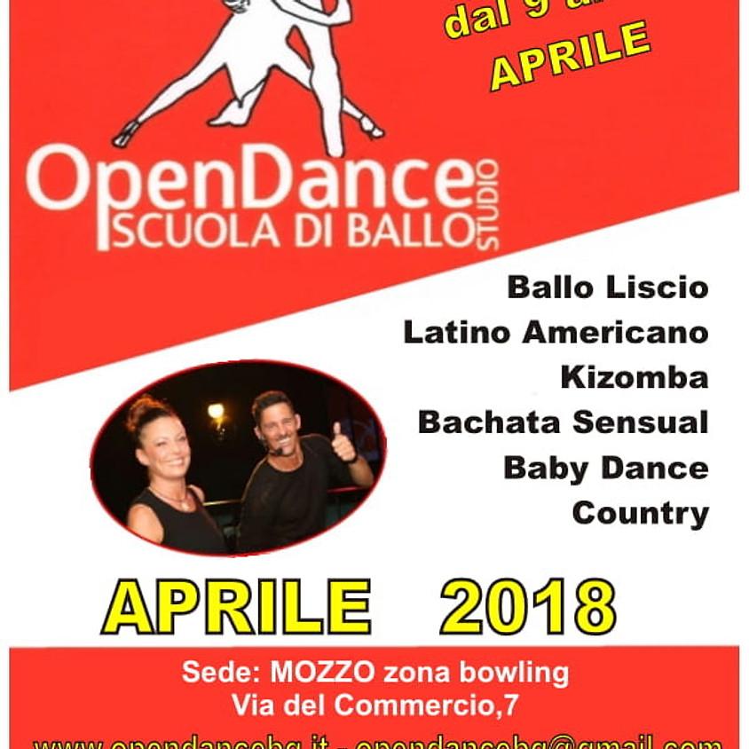 Open Week dal 9 al 13 aprile
