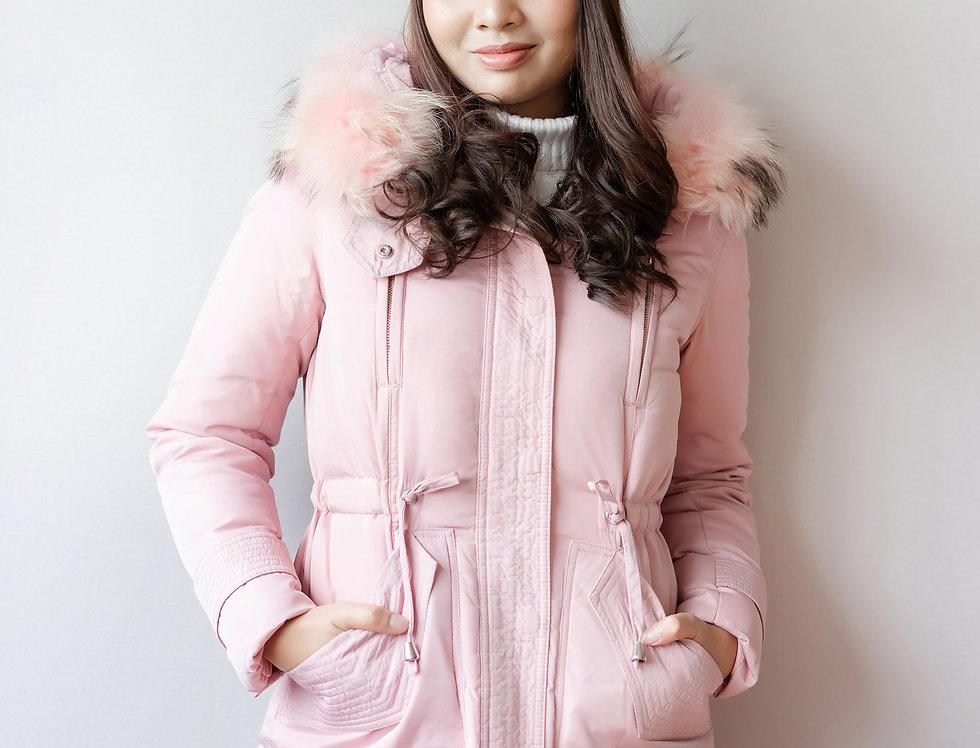 เช่าเสื้อขนเป็ดยาว หญิง รุ่น SWEDEN (FH1) | DJACAPK