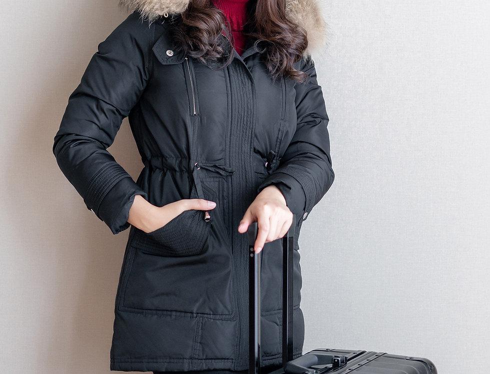 เช่าเสื้อขนเป็ดยาว หญิง รุ่น SWEDEN (FH1) | DJACABR