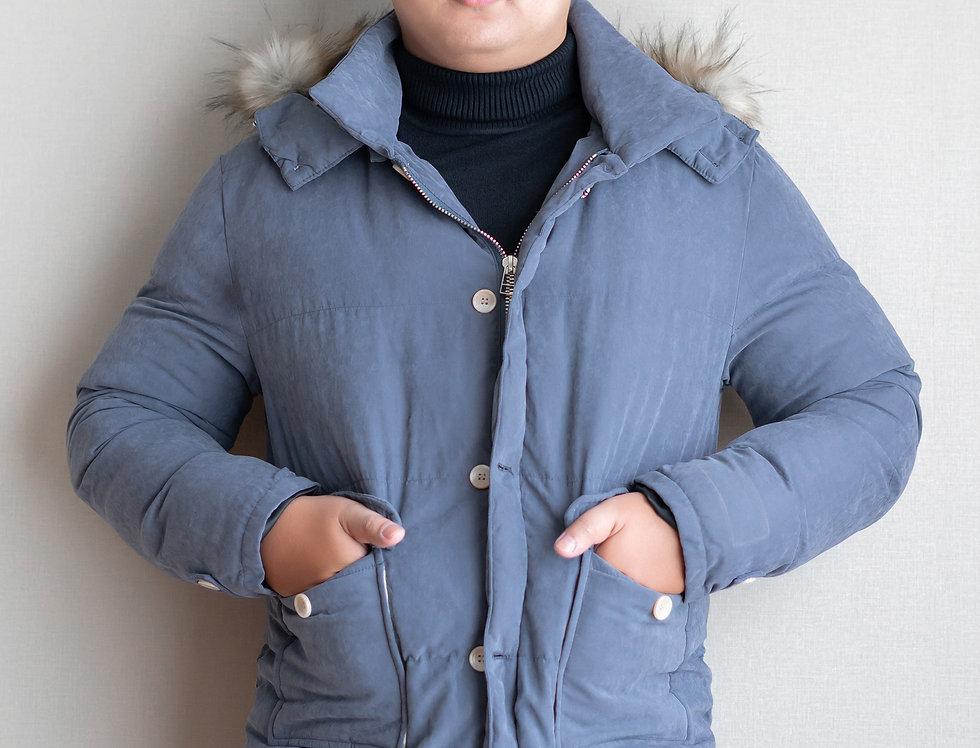 เช่าเสื้อขนเป็ดชายยาว ชาย รุ่น CALIFORNIA (H1) | DJAJKBL
