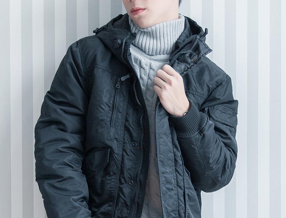 เช่าเสื้อขนเป็ดสั้น ชาย รุ่น BACKPACKER | DJAIGBK