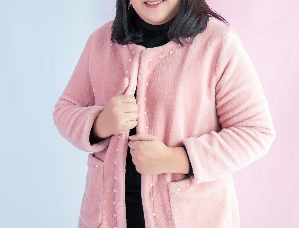 เช่าโค้ทวูลยาวผ้ากำมะหยี่ หญิง รุ่น VATICAN | WCADCPK