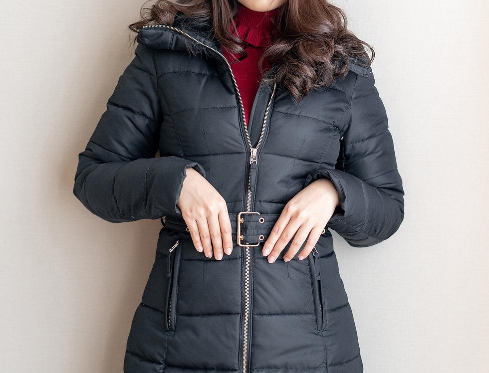 เช่าเสื้อขนเป็ดยาว หญิง รุ่น KANSAI(B1)   DJAJZBK