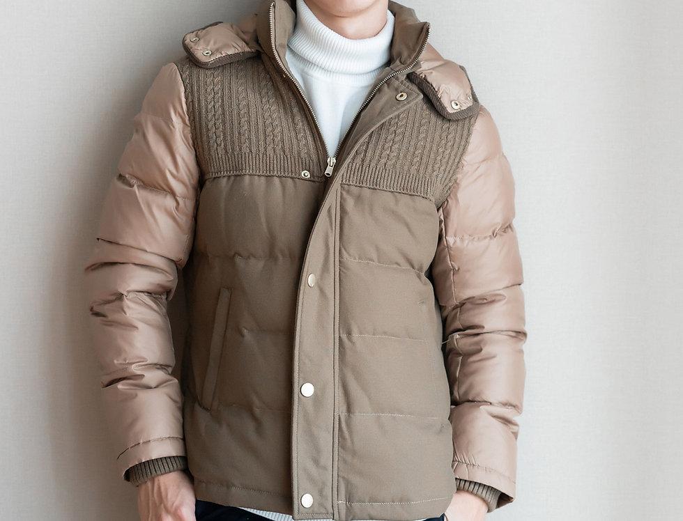 เช่าเสื้อขนเป็ด สั้น ชาย รุ่น PILOT (H1) | DJANWGD