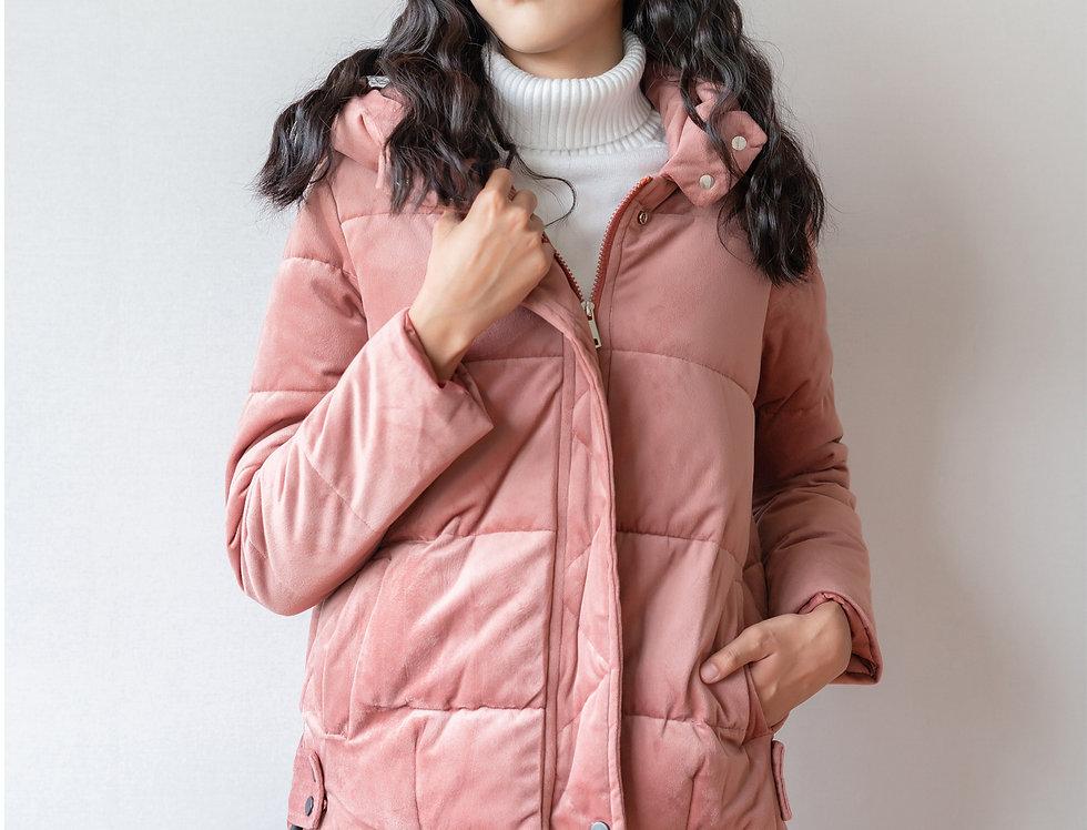 เช่าเสื้อขนเป็ดสั้น หญิง รุ่น KINGSTOWN | DJACIPK