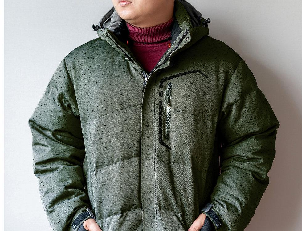 เช่าเสื้อขนเป็ดยาว ชาย รุ่น JUMBO (H1) | DJAKXGR