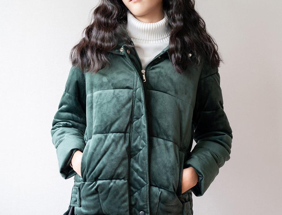 เช่าเสื้อขนเป็ดสั้น หญิง รุ่น KINGSTOWN | DJACIGR