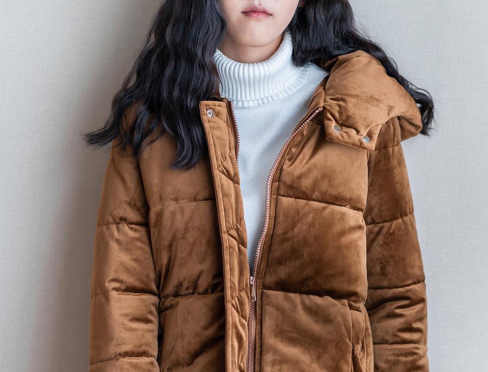 เช่าเสื้อขนเป็ดสั้น หญิง รุ่น KINGSTOWN | DJACIBR