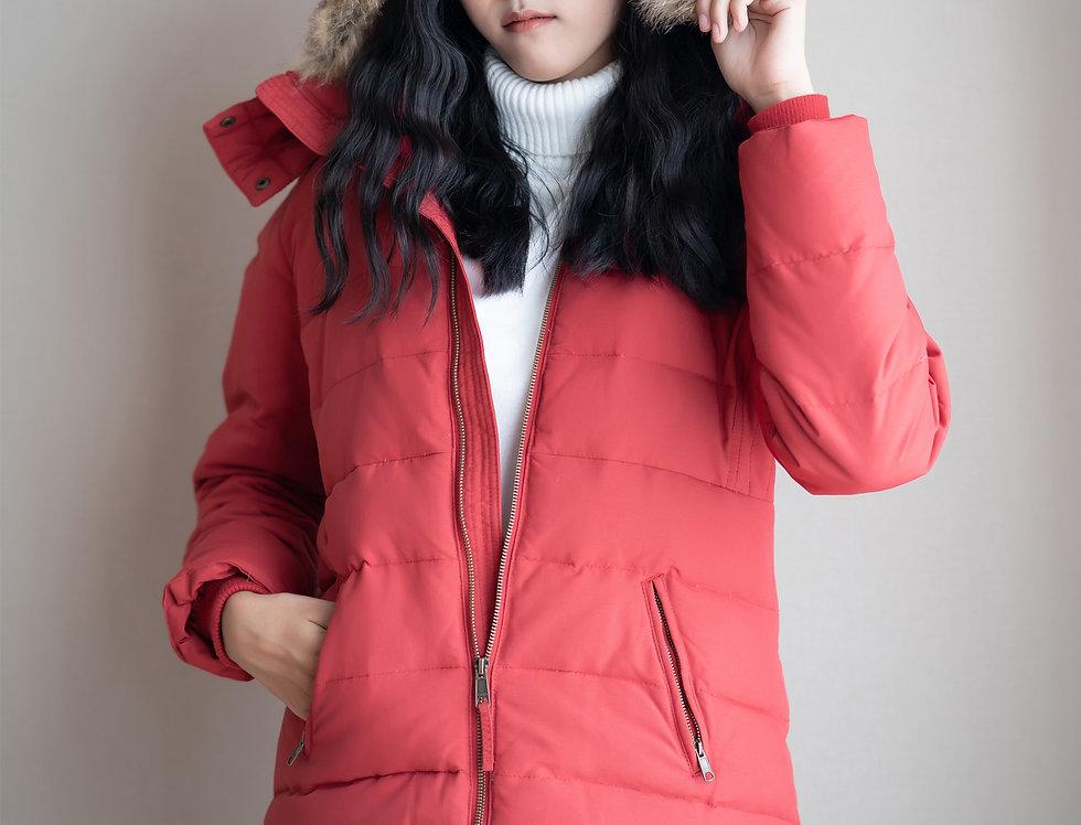 เช่าเสื้อขนเป็ดสั้น หญิง รุ่น MAJURO (H1) | DJAEBRD