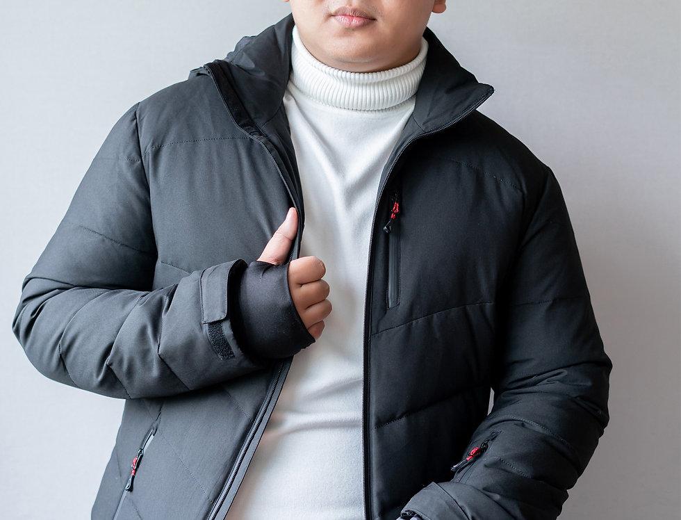 เช่าเสื้อขนเป็ดสั้น ชาย รุ่น NEW YORK (H1) | DJAADBK