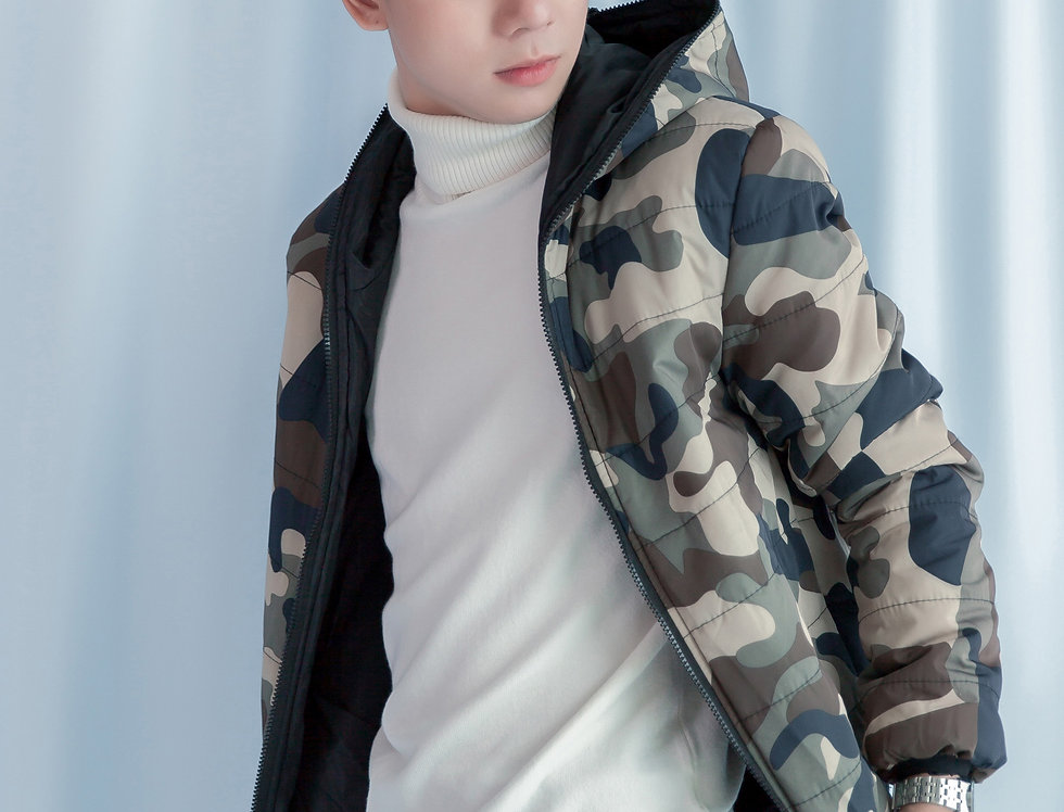 เช่าเสื้อขนเป็ดสั้น ชาย รุ่น TOGO | DJABNGR