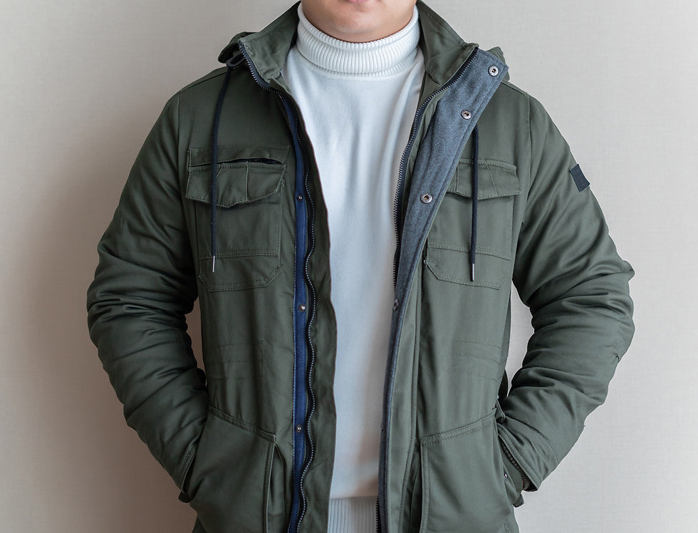 เช่าเสื้อแจ็คเก็ต ชาย รุ่น ABOARD   JKANYGR