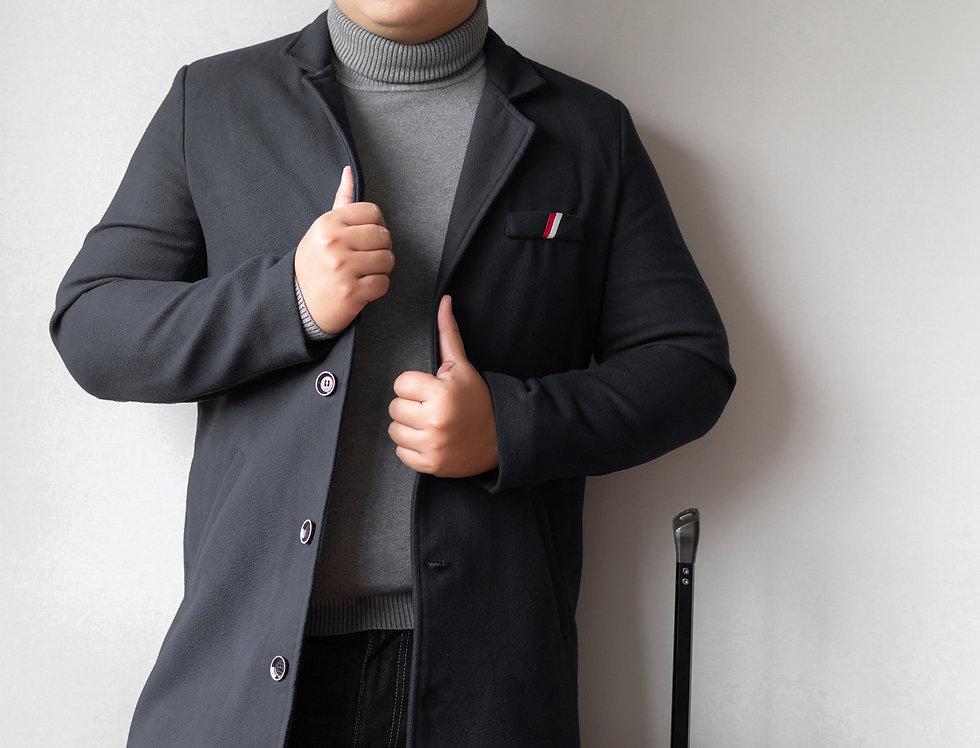เช่าโค้ทวูลยาว ชาย รุ่น FRANCE | WCABQBK