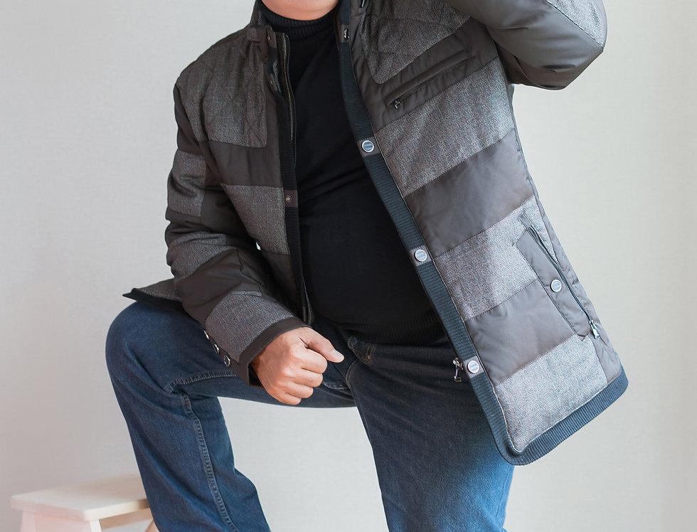 เช่าเสื้อขนเป็ดยาว ชาย รุ่น CASTLE | DJAEPBR